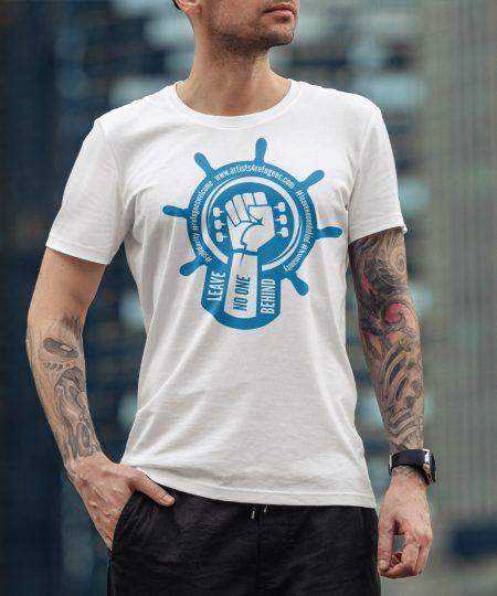 Artists 4 Refugees Shirt Unisex