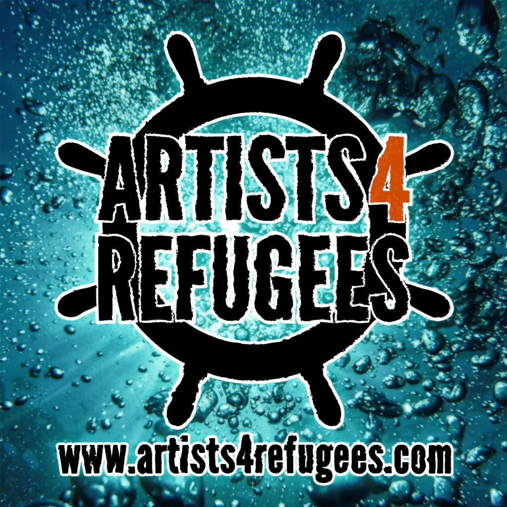 Artists4Refugees Logo