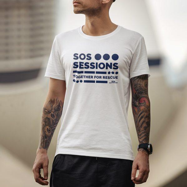 SOS MEDITERRANEE T-Shirt – SOS SESSIONS