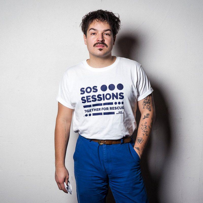 SOS SESSIONS T-Shirt 3