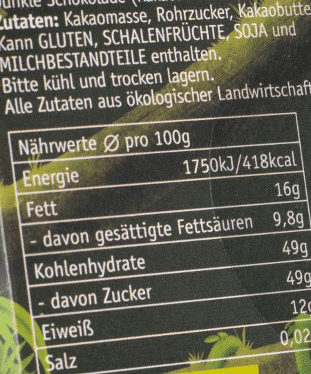 MATA ATLÂNTICA CHOCOLATE - 24 bars á 50g 4