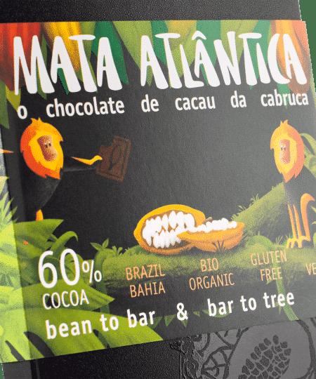 MATA ATLÂNTICA CHOCOLATE - 24 bars á 50g 3